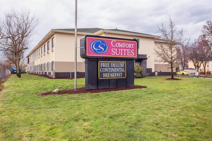 Comfort Suites Vancouver