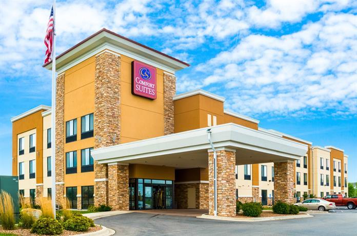 Comfort Suites Rochester Minnesota
