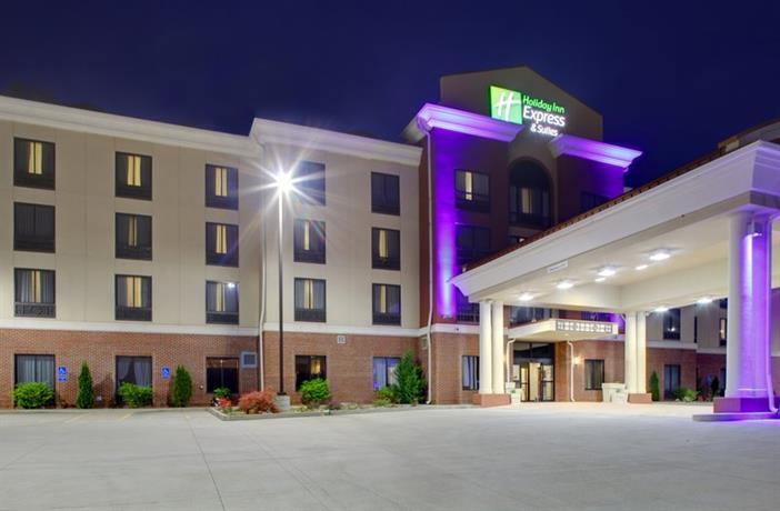 Holiday Inn Express Cross Lanes
