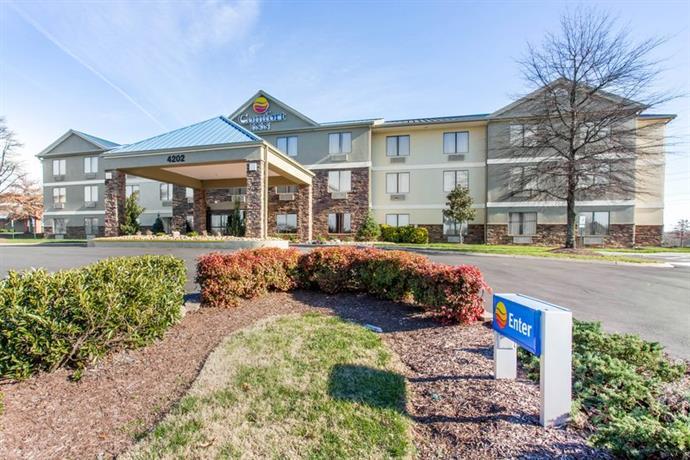 Comfort Inn Franklin Tennessee