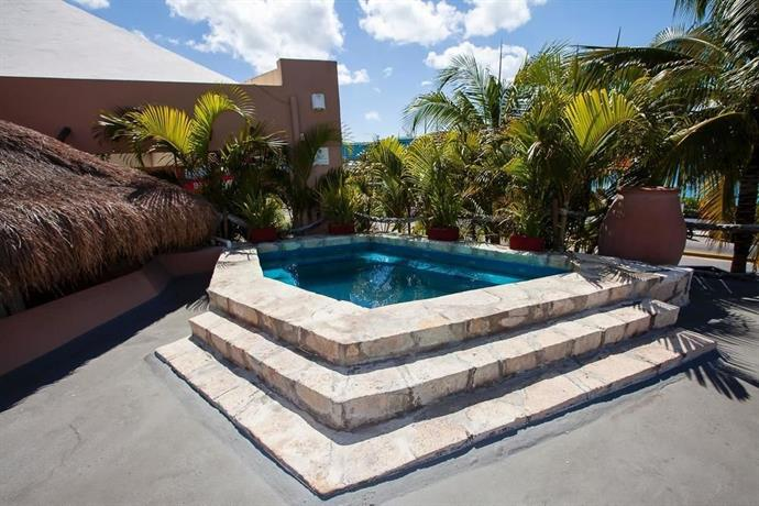 Casa del mar hotel cozumel san miguel de cozumel for Casas jardin del mar