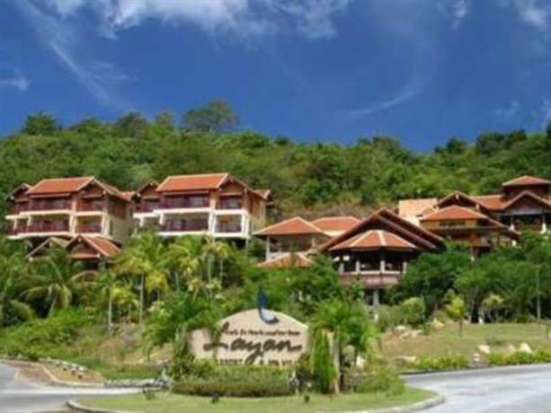 Layan Beach Resort And Spa Village