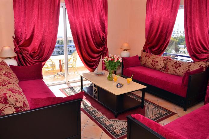Appart Hotel Agadir Centre
