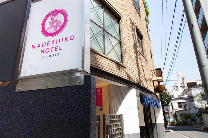 Nadeshiko Hotel Shibuya Female Only