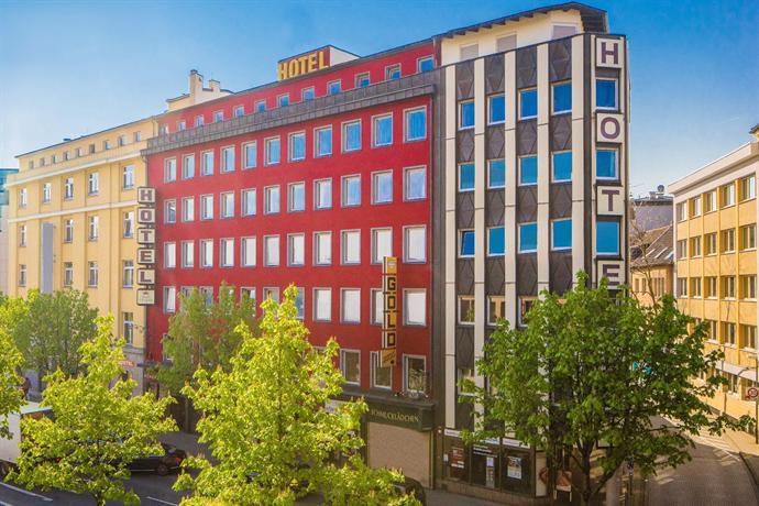Hotel konigshof dortmund compare deals for Museum hotel dortmund