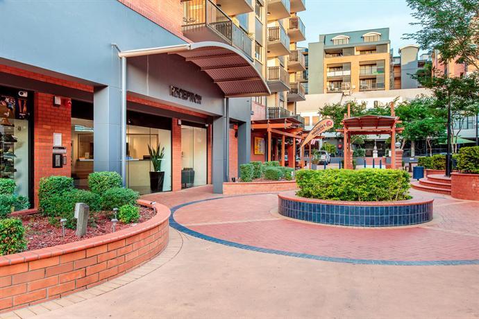Central Brunswick Apartment Hotel Brisbane Australia