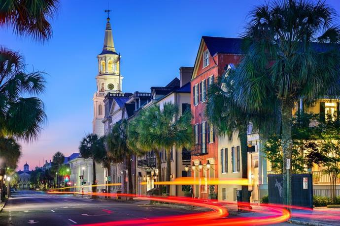 Embassy Suites Historic Charleston