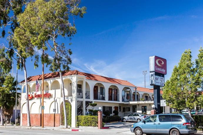 Econo Lodge Glendale California