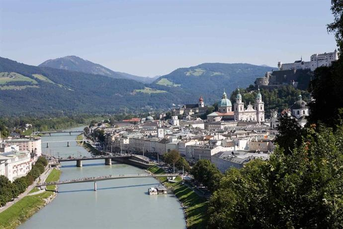 Hotel Mercure Salzburg City Bayerhamerstrasse A  Salzburg