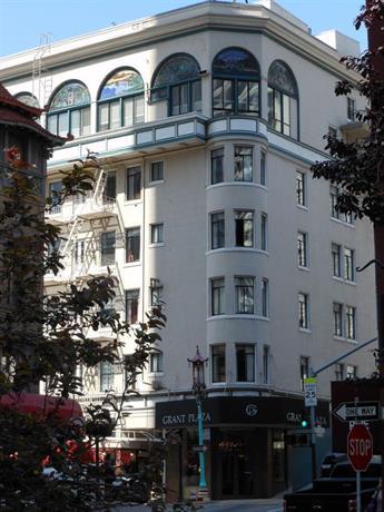 grant plaza hotel san francisco compare deals. Black Bedroom Furniture Sets. Home Design Ideas