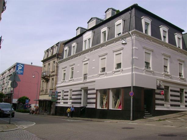 Hotel Haus Reichert Baden-Baden