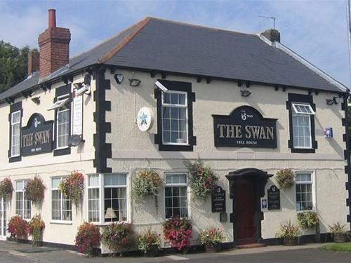 The Swan Hotel Choppington England