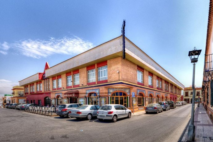 Hotel Sandra Alcala de Guadaira