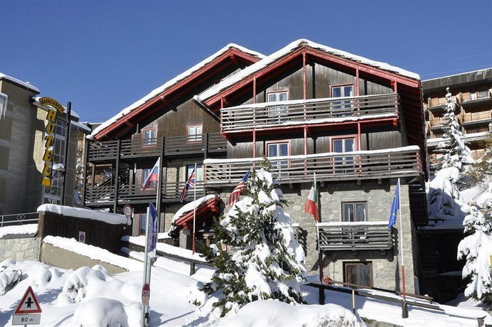 Hotel Biancaneve Sestriere