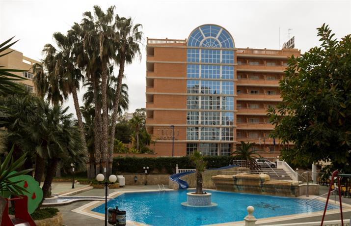 Tropic Hotel Finestrat