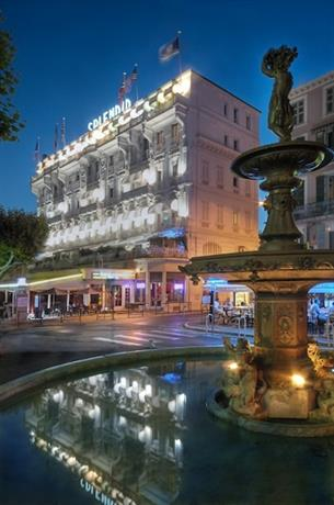 Hotel Splendid Cannes