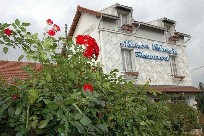 Hotel Restaurant Maison Blanche