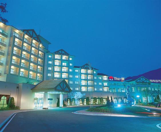 The-K Jirisan Hotel