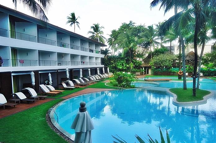 About Patong Beach Hotel Et
