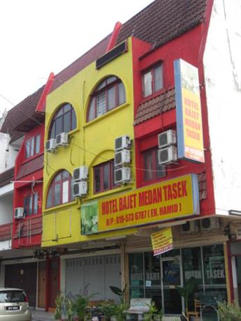 About Hotel Bajet Medan Tasek