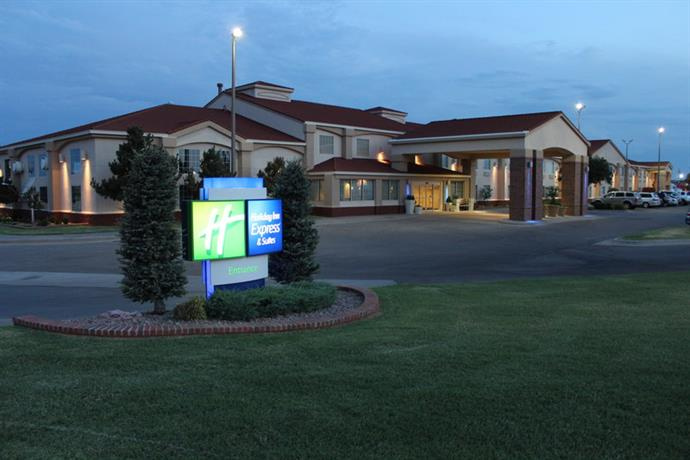 Holiday Inn Express Hotel & Suites Weatherford Oklahoma