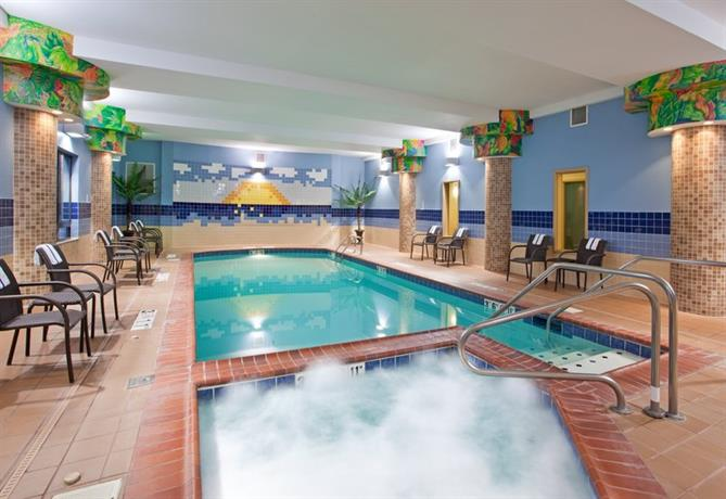 About Holiday Inn Express Hotel Suites Athens Ohio