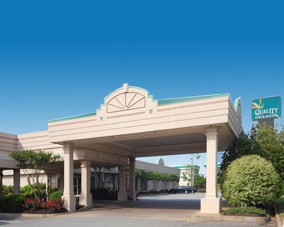Quality Inn And Suites Conference Center McDonough