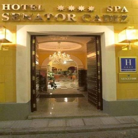 Hotel Senator Cádiz Spa