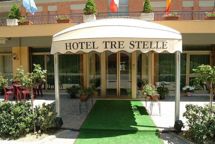 Hotel Tre Stelle Chianciano Terme