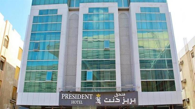 President Hotel Dubai