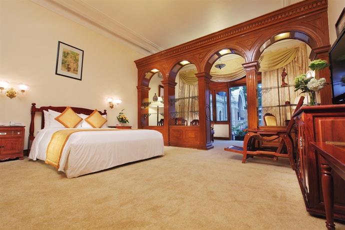 About Hotel Continental Saigon