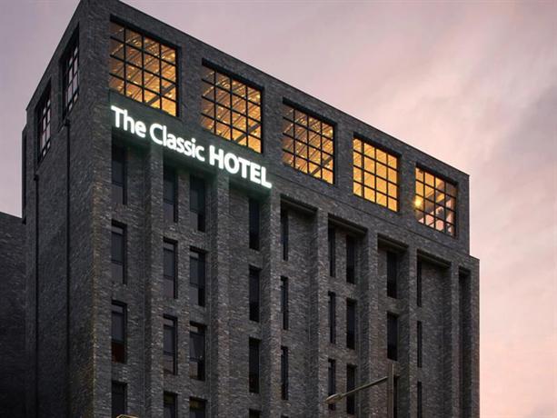 The Classic Hotel Jeonju