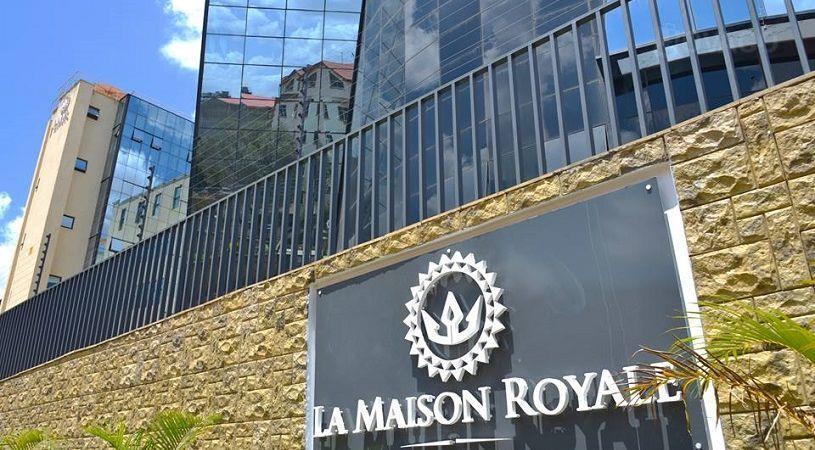 La maison royale hotel nairobi compare deals for La maison hote