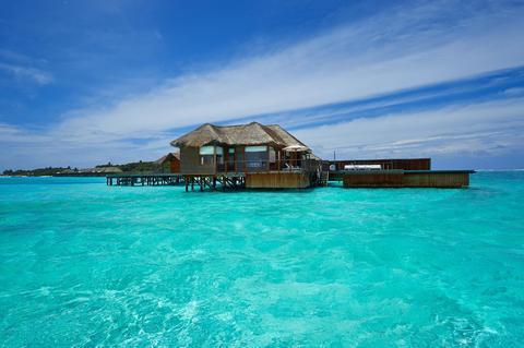 Conrad maldives rangali island compare deals for Donde queda conrad maldives rangali island hotel