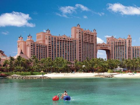 About The Beach At Atlantis Autograph Collection