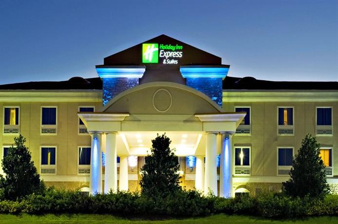 Holiday Inn Express Hotel & Suites Vernon College Area Hwy 287