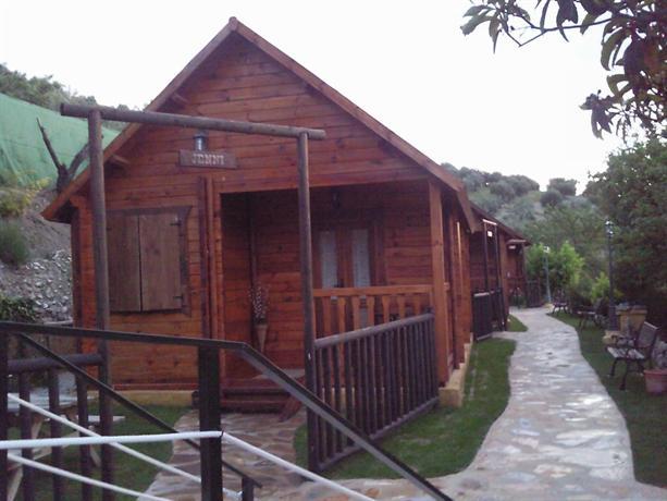 Cabanas de madera y bungalows gilmanas 3 la iruela - Bungalow de madera ...
