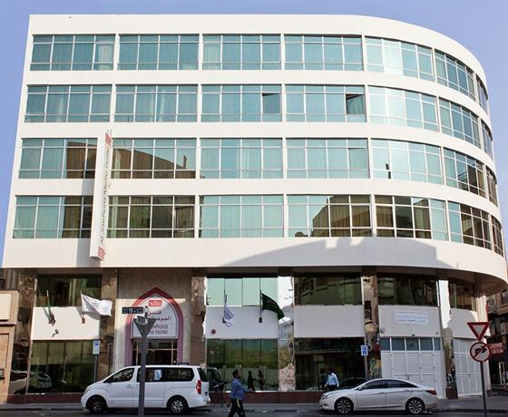 Al Jawhara Metro Hotel Dubai