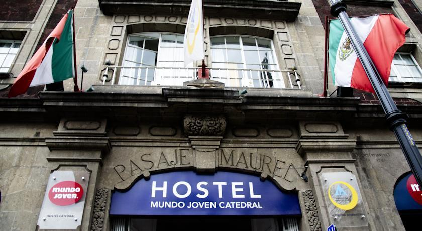 Hostel Mundo Joven Catedral Mexico City