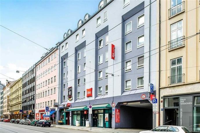 Hotel Ibis Dachauer Strasse Munchen