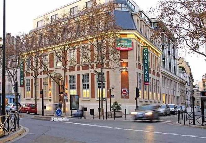 Hotel Courtyard Marriott Paris Boulogne