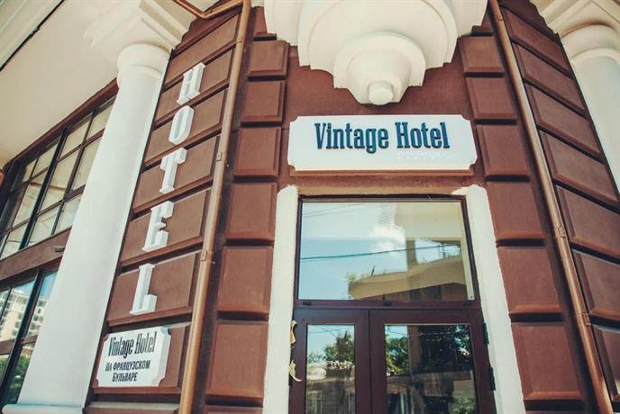 Vintage Hotel Odessa