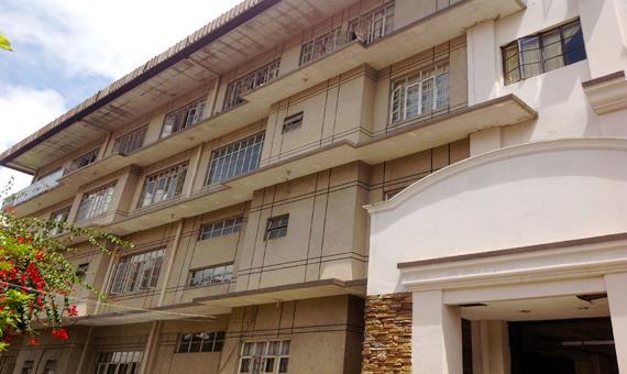 Hotel Henrico Kisad Baguio City
