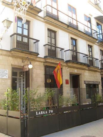 Apartamentos Larga 70