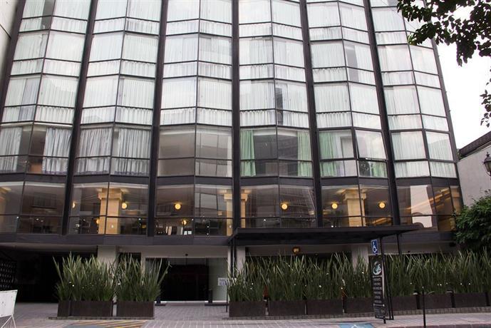 Hotel El Ejecutivo by Reforma Avenue
