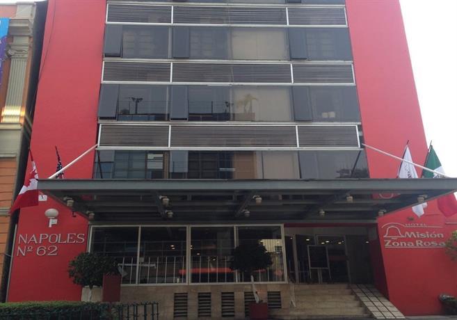 Mision Zona Rosa Hotel Mexico City