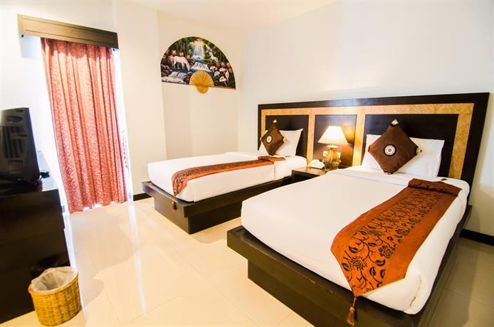 Phuket Guest Friendly Hotels - Amata Resort