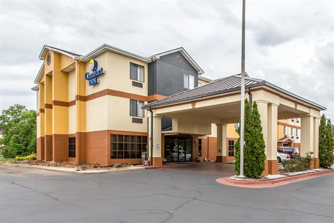 Comfort Inn - Montgomery Carmichael Rd