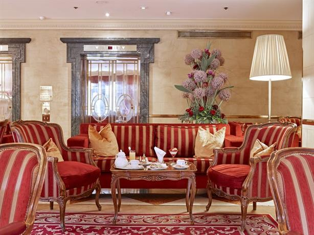 Vienna Hotels for Christmas: Steigenberger Hotel Herrenhof