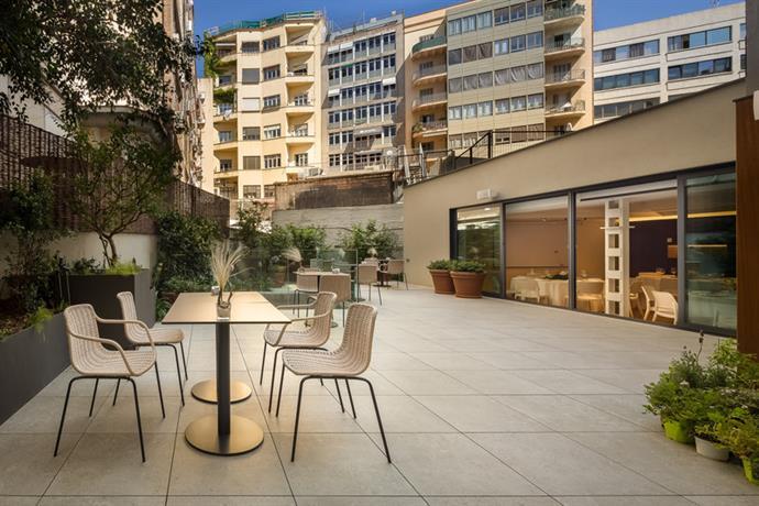 Ohla eixample barcellona offerte in corso for Offerte hotel barcellona